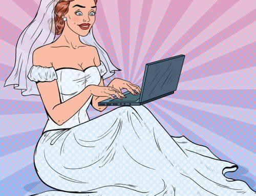 4 Braut Blog-Beiträge die Sie heute noch schreiben können
