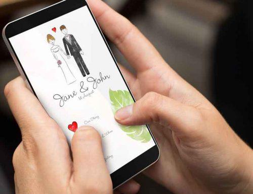 4 Hochzeits-Apps, die Ihre Brautpaare benutzen
